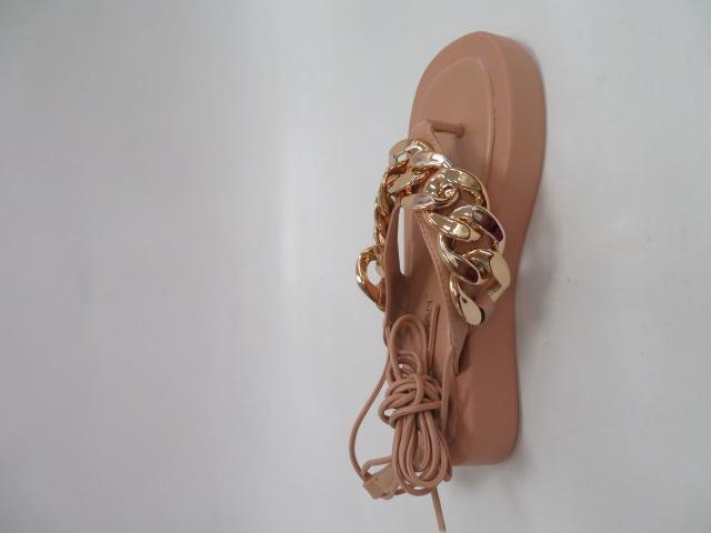 Sandały Damskie WSZ-153, Pink, 36-41