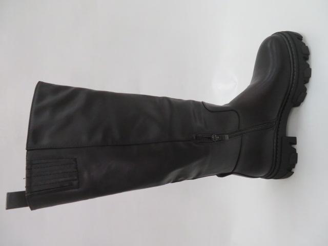 Kozaki Damskie 9005, Black, 36-41 2