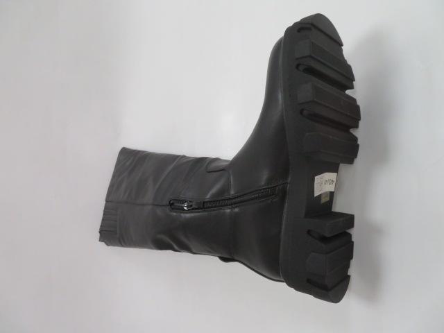Kozaki Damskie 9005, Black, 36-41 3