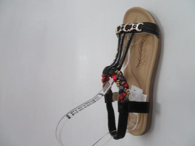 Sandały Damskie 2058 ,Black, 36-41 1