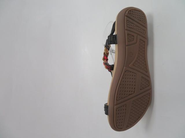 Sandały Damskie 2058 ,Black, 36-41 3