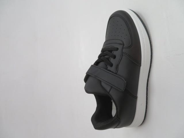 Buty Sportowe Dziecięce  XLL4016,  Black/White , 30-35