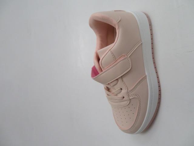 Buty Sportowe Dziecięce  XLL4016, Pink , 30-35