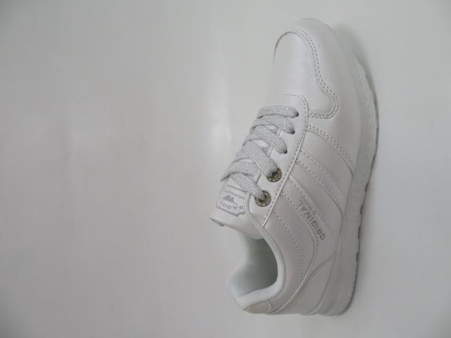 Sportowe Damskie LXC7622, White, 36-41