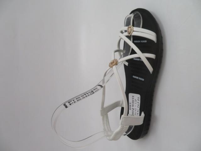 Sandały Damskie C203-2, White, 36-41