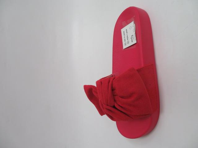 Klapki Damskie LE-503, Red, 36-41