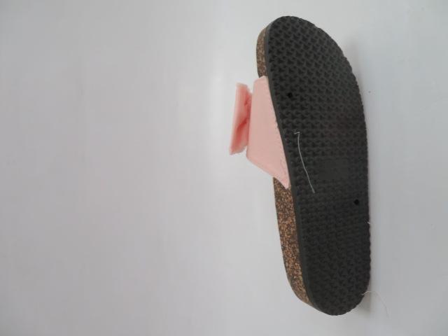 Klapki Damskie LE-500, Pink, 36-41