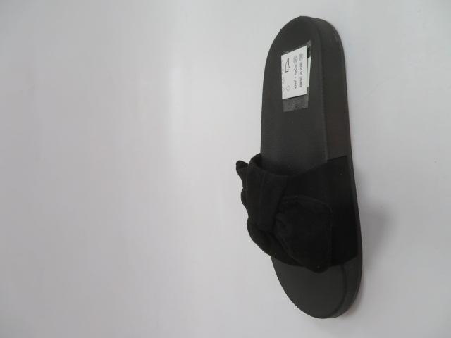 Klapki Damskie LE-503, Black, 36-41
