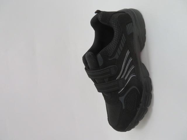 Buty Sportowe Męskie F033, Black, 41-46