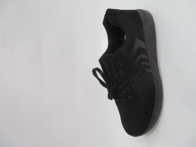 Buty Sportowe Męskie JK21B, Black, 41-46