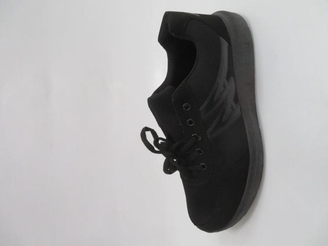 Buty Sportowe Męskie JK22A, Black, 41-46