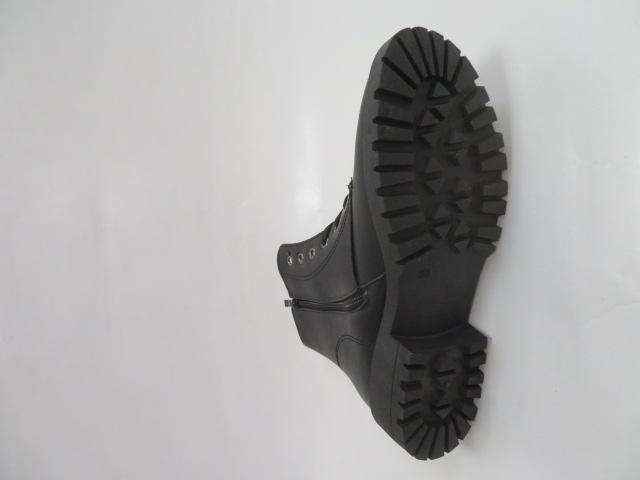 Botki Damskie XCHE-02, Black, 36-41 3