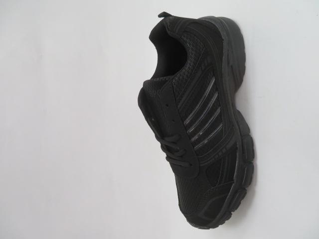 Sportowe Damskie F057, Black, 36-41