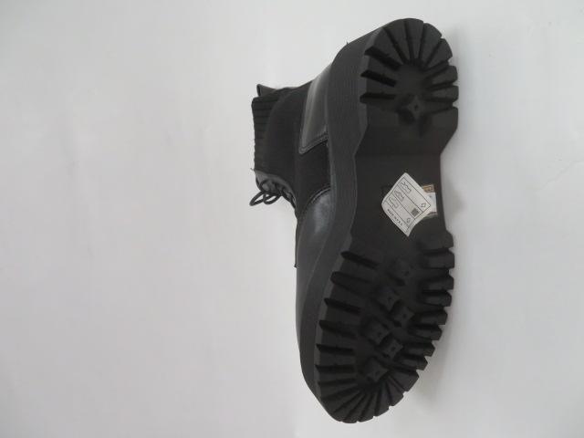 Botki Damskie JW89, Black, 36-41 3