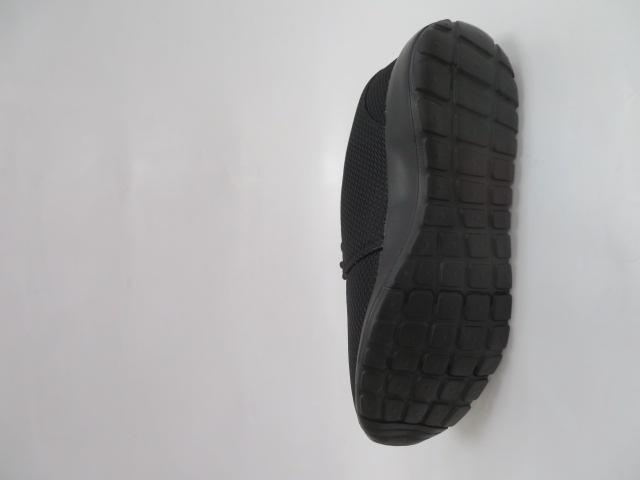 Buty Sportowe Męskie MN15-B2, Black/Black, 41-46 3