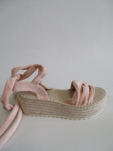 Sandały Damskie M312, ,Pink , 36-41