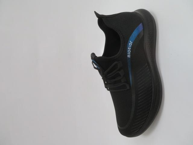 Buty Sportowe Męskie FDFL-201-3, Black/Blue , 40-45