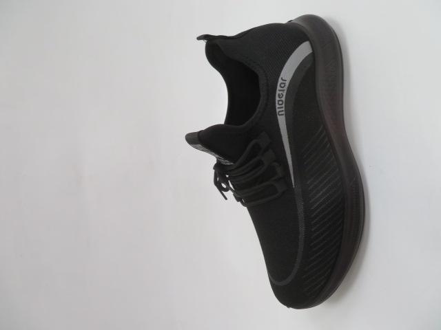 Buty Sportowe Męskie FDFL-201-1, Black/Grey , 40-45