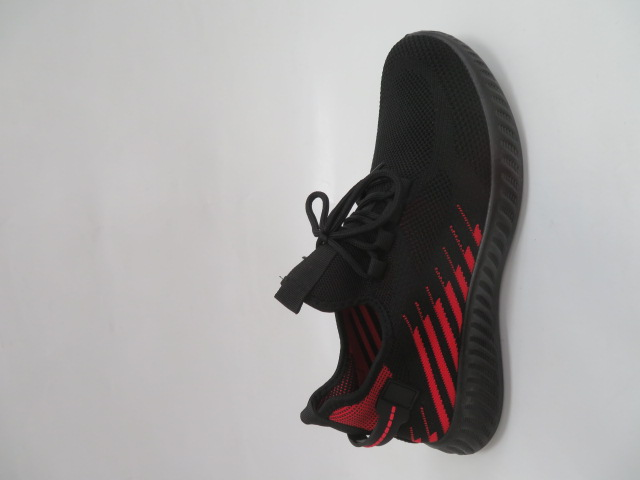 Buty Sportowe Męskie FHMD-1, Black/Red, 40-45