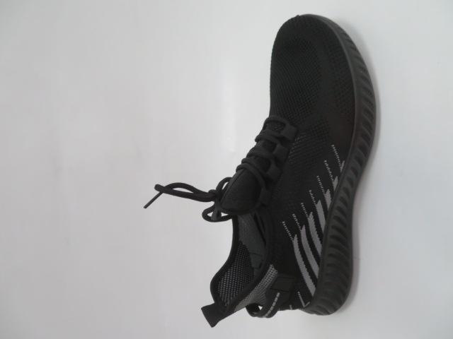 Buty Sportowe Męskie FHMD-1-1, Black/Grey, 40-45