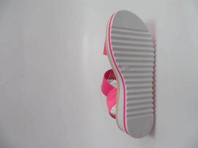 Sandały Damskie S1614, Rose, 36-41
