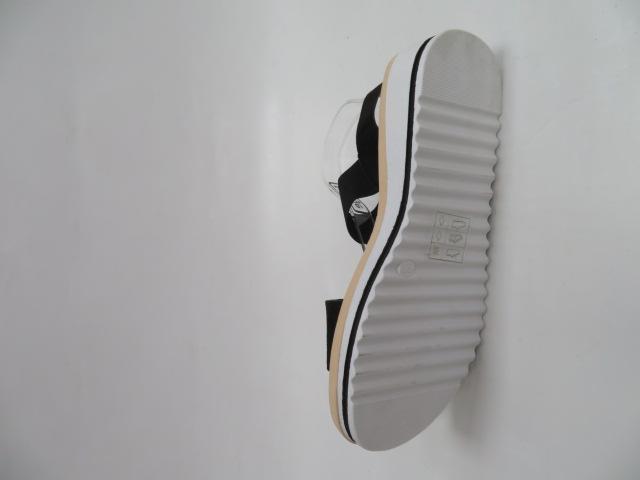 Sandały Damskie S1614, Black, 36-41 3