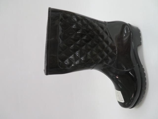 Kalosze Damskie XS-829, Black, 36-41