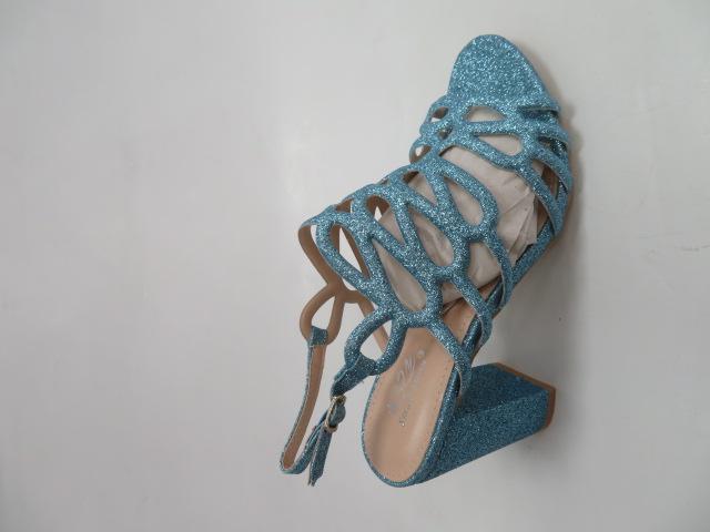 Sandały Damskie L11-152, Blue , 36-40