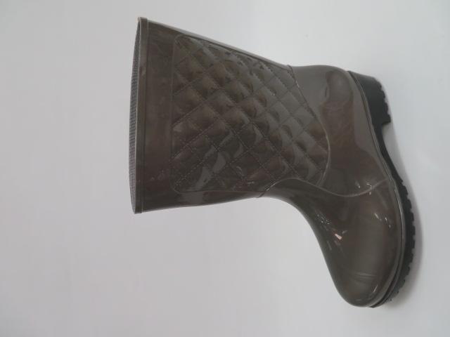 Kalosze Damskie XS-829, Grey, 36-41