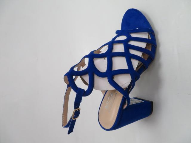 Sandały Damskie L11-153, Blue , 36-40