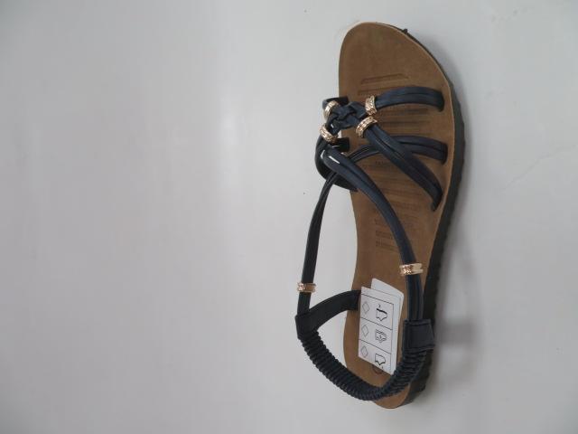 Sandały Damskie 6700, Blue, 36-41