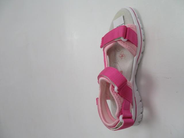 Sandały Dziecięce FKF-01, Fushia/Pink , 28-36