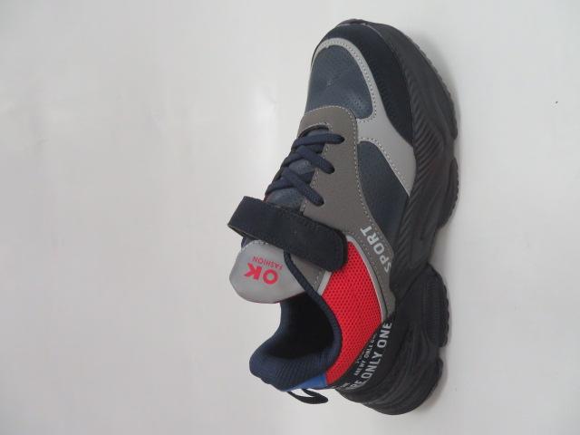 Buty Sportowe Dziecięce T9666D, 33-38