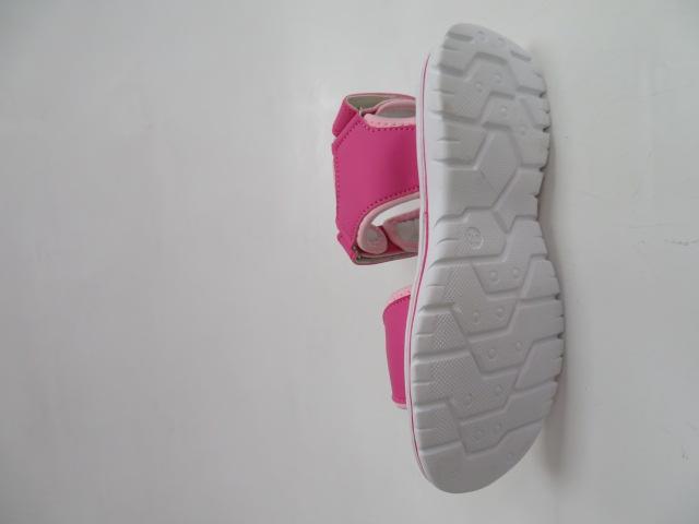 Sandały Dziecięce FKF-03, Fushia/Pink , 28-36
