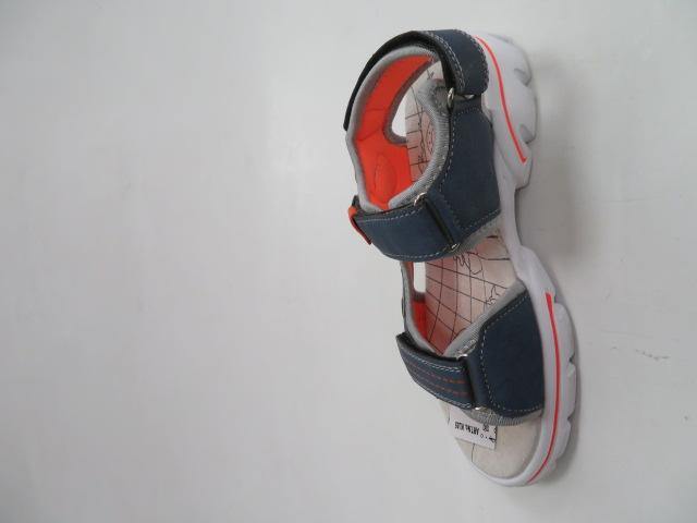Sandały Dziecięce FKF-07, Blue/Orange, 28-36