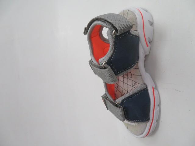 Sandały Dziecięce FKF-11, Blue/Orange, 28-36