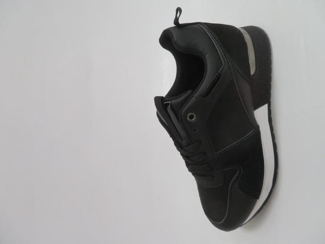 Sportowe Damskie 8032, Black, 36-41