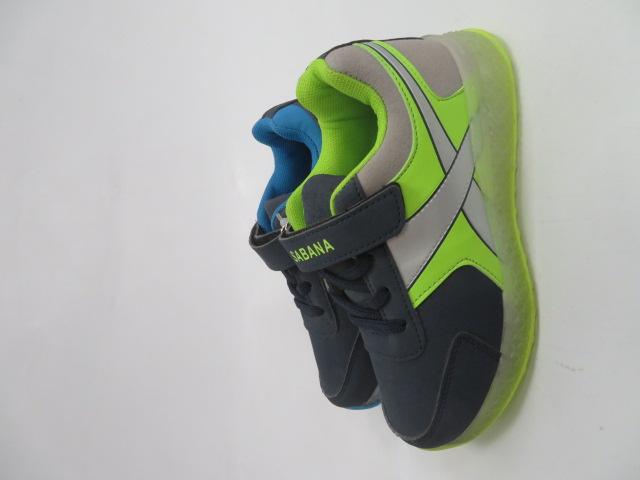 Buty Sportowe Dziecięce D601D, Mix 2 color, 26-31