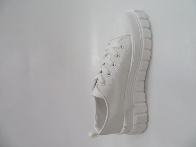 Trampki Damskie VL150, White, 36-41 2