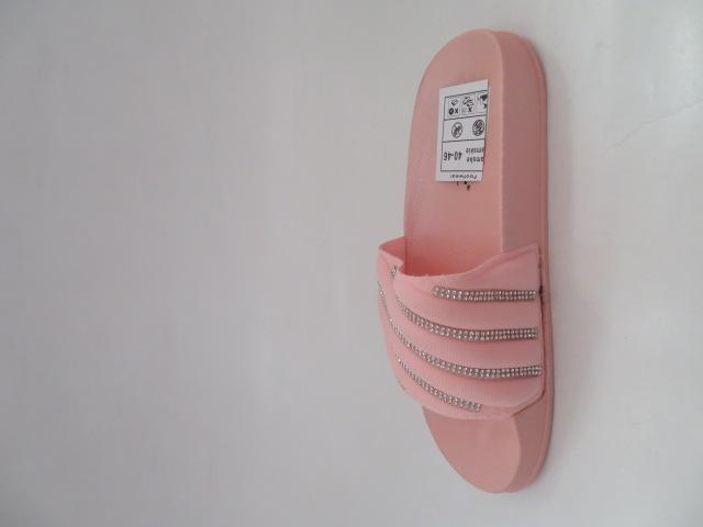 Klapki Damskie CK176, Pink, 36-41 3