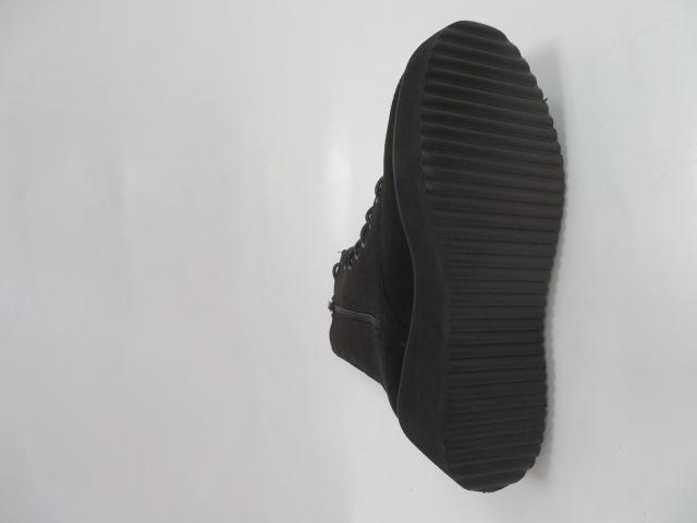 Botki Damskie Q772, Black, 36-41 3