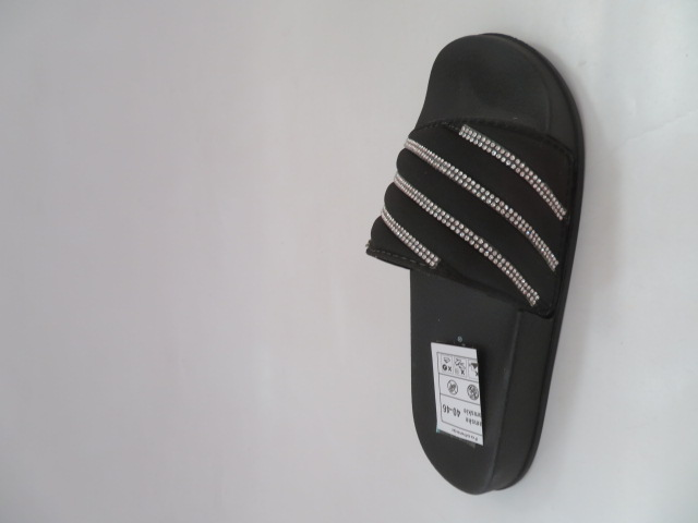 Klapki Damskie CK176, Black, 36-41