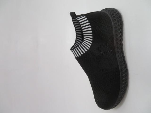 Sportowe Damskie N0516, Black , 37-42