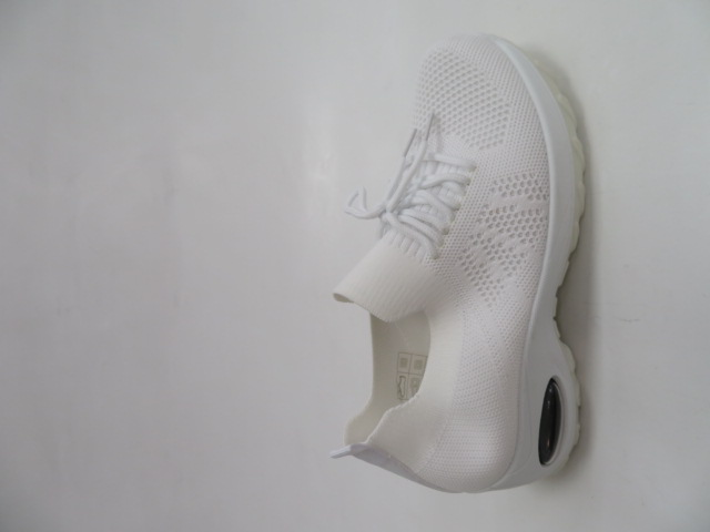 Sportowe Damskie H772-4, White, 36-41