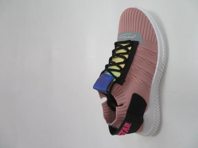 Sportowe Damskie 3501-8, Pink, 36-41