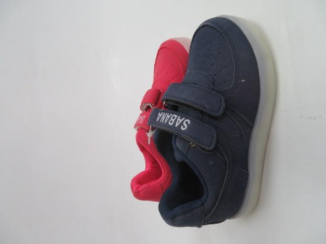 Buty Sportowe Dziecięce E505AM, Mix 2 color, 21-26