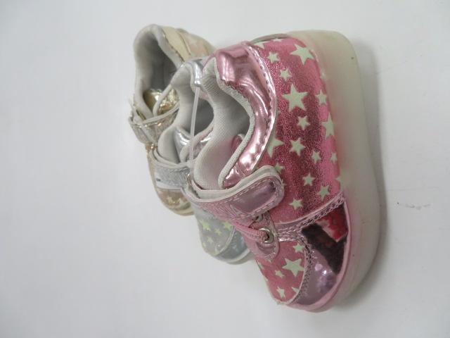 Buty Sportowe Dziecięce E502M, Mix 3 color, 21-26