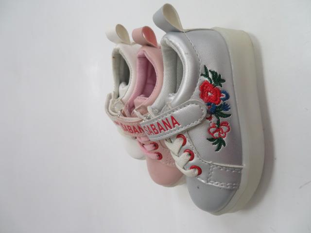 Buty Sportowe Dziecięce E508, Mix 3 color , 21-26