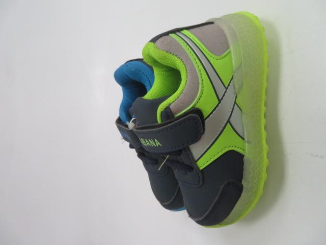 Buty Sportowe Dziecięce D601E, Mix 2 color , 21-26
