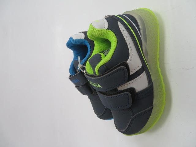 Buty Sportowe Dziecięce D602E, Mix 2 color , 21-26